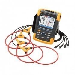Fluke 434-II - анализатор качества электропитания