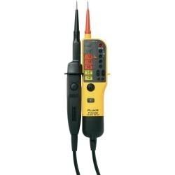 Fluke T150 - тестер напряжения/целостности с ЖК-дисплеем, омметром и переключаемой нагрузкой