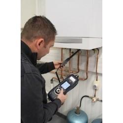 KIGAZ 300 PRO - анализатор дымовых газов