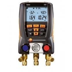 Testo 550-2 (0563 5506) цифровой манометрический коллектор