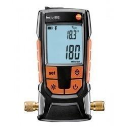 Testo 552 (0560 5520) вакуумметр с сенсором, не требущим дополнительного обслуживания