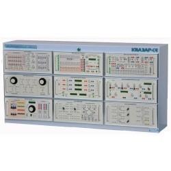 Квазар-01 - лабораторный электротехнический стенд