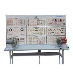 Квазар-02 - лабораторный универсальный электротехнический стенд