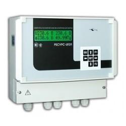 Ресурс-UF.01 измеритель показателей качества электрической энергии