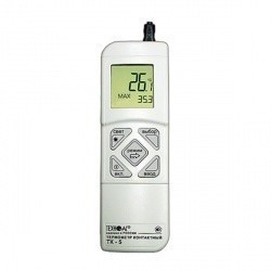 Термометр контактный ТК-5.11 двухканальный