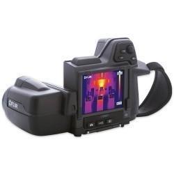 FLIR T420 - тепловизор для обследования объектов электромеханики