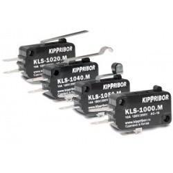 Микровыключатели KIPPRIBOR серии KLS-A1xxx.x.