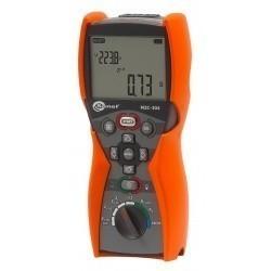 MZC-304 - измеритель параметров цепей электропитания зданий