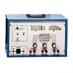 830280 - специализированный омметр (микроомметр) для измерения сопротивления обмоток трансформатора