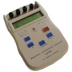 ЦС4107 - многофункциональный измеритель сопротивления заземления с цифровым отсчетом