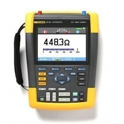 Fluke 190-062/S - цифровой запоминающий осциллограф-мультиметр (скопметр) с комплектом SCC290