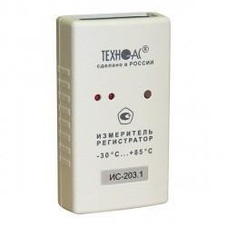 ИС-203.1.1 - измеритель регистратор температуры