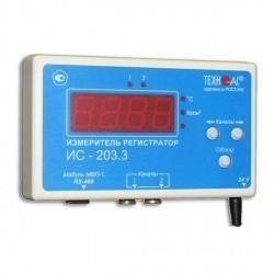 ИС-203.3 - измеритель-регистратор (универсальный)