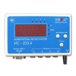 ИС-203.4 - измеритель-регистратор (универсальный)