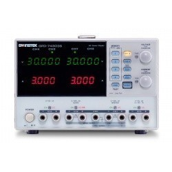 GPD-74303S - многоканальный линейный источник постоянного тока