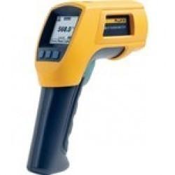 Fluke 568, инфракрасный и контактный термометр
