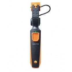Testo 115i - cмарт-зонд - термометр для труб с Bluetooth, управляемый со смартфона