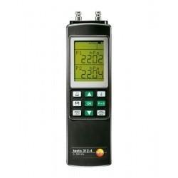 Testo 312-4 (0632 0327) - Дифференциальный манометр