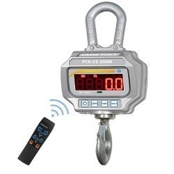PCE-CS 5000 N Динамометр/крановые весы