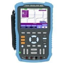 АКИП-4125/2А — осциллограф-мультиметр цифровой запоминающий 2-х канальный