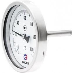 Термометр БТ-51.220 коррозионностойкий (осевое присоединение) (РОСМА)