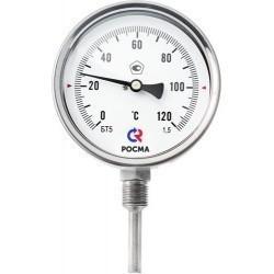 Термометр БТ-52.220 коррозионностойкий (радиальное присоединение) (РОСМА)