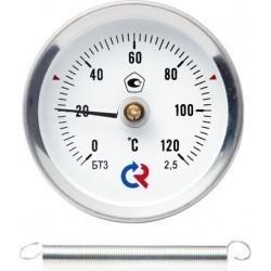 Термометр БТ-30.010 общетехнический специальный (с пружиной) (РОСМА)