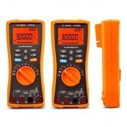 Мультиметры ручные U1271A, U1272A и U1273A