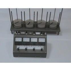 Установка катодной обработки образцов УКО-72