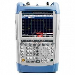 Анализатор спектра FSH4 (с предусилителем, следящим генератором и встроенным КСВН-мостом)