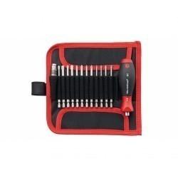 Профессиональный набор инструментов Wiha для обслуживания распределительных шкафов, 14 предметов