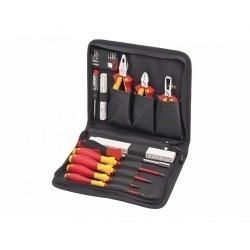 Профессиональный набор инструментов для электриков Wiha , 22 предмета