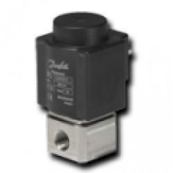 Электромагнитный клапан прямого действия для пара EV215B