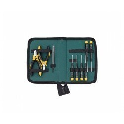 Профессиональный набор инструментов Wiha Electronic Assembling, 9 предметов
