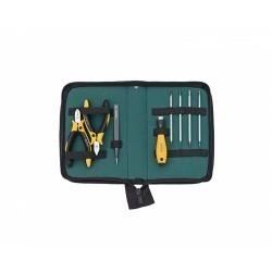 Профессиональный набор инструментов Wiha Electronic Service, 8 предметов