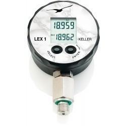 LEX1, LEX1 Ei — Высокоточный манометр, 0,025% ВПИ (опция: взрывозащита Ei)