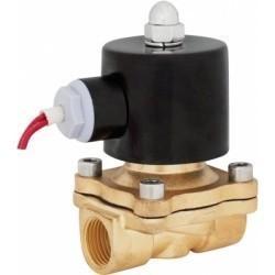 Клапаны электромагнитные (соленоидные)