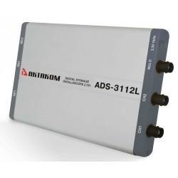 ADS-3112L — двухканальный осциллограф-приставка