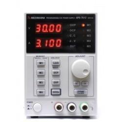 APS-7612L — источник питания с дистанционным управлением