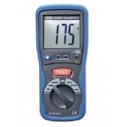 DT-5301 — тестер-измеритель сопротивления петли фаза-нуль и тока короткого замыкания