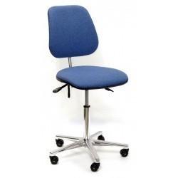 АРМ-3508-450 Кресло антистатическое с большой спинкой