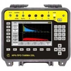 Гамма DSL — анализатор ADSL/ADSL2+, SHDSL, HDSL, E1