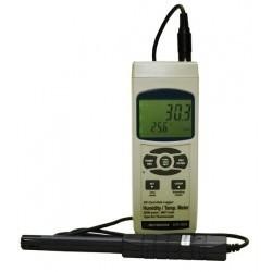 АТЕ-5035 — измеритель-регистратор влажности и температуры