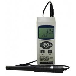 АТЕ-5035BT — измеритель-регистратор влажности и температуры с Bluetooth интерфейсом
