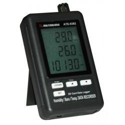 АТЕ-9382 — измеритель-регистратор температуры, влажности и атмосферного давления с временными метками