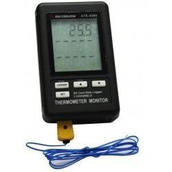 АТЕ-9380 — измеритель-регистратор температуры