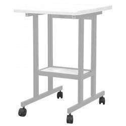 АРМ-5050-9-ESD — стол подкатной с антистатической столешницей