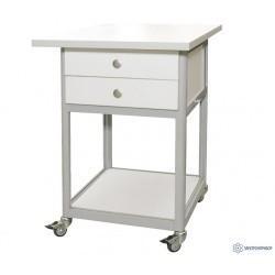 АРМ-5056-ESD — стол подкатной с ящиками с антистатической столешницей