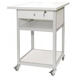 АРМ-5055-ESD — стол подкатной с ящиком с антистатической столешницей