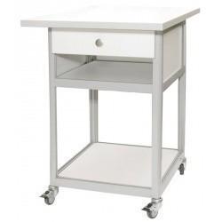 АРМ-5054-ESD — стол подкатной с ящиком с антистатической столешницей